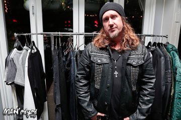Cult of individuality men's brand at the MAN'edged Magazine Style + Music Event