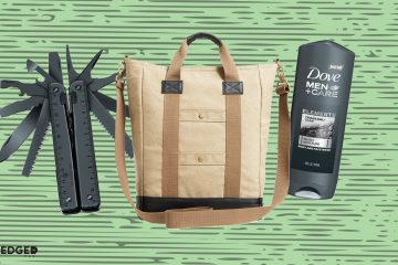 The Outdoorsman gift guide by MAN'edged Magazine