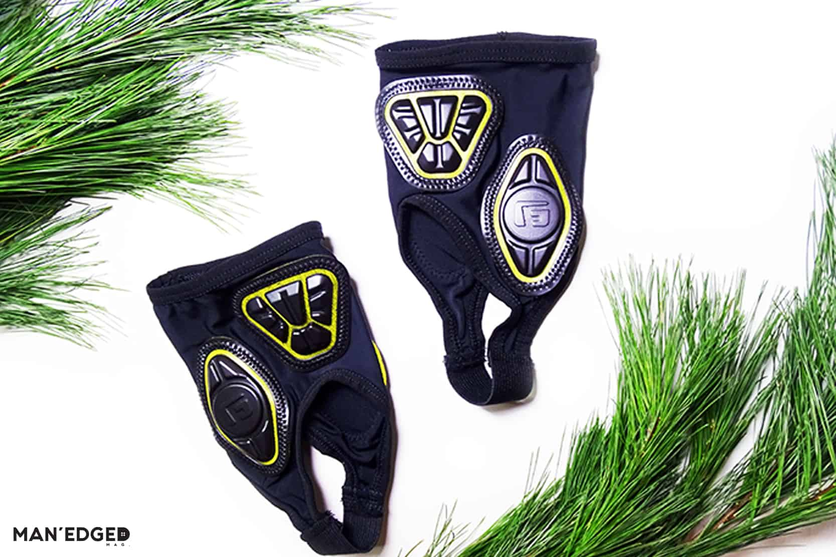 G-FORM ankle protection