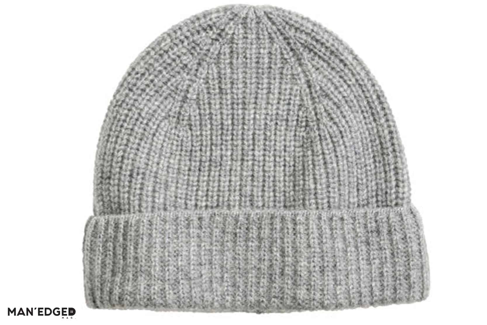 How to Gift to the Athleisure Obsessed Man featuring men's cashmere beanie from H&M