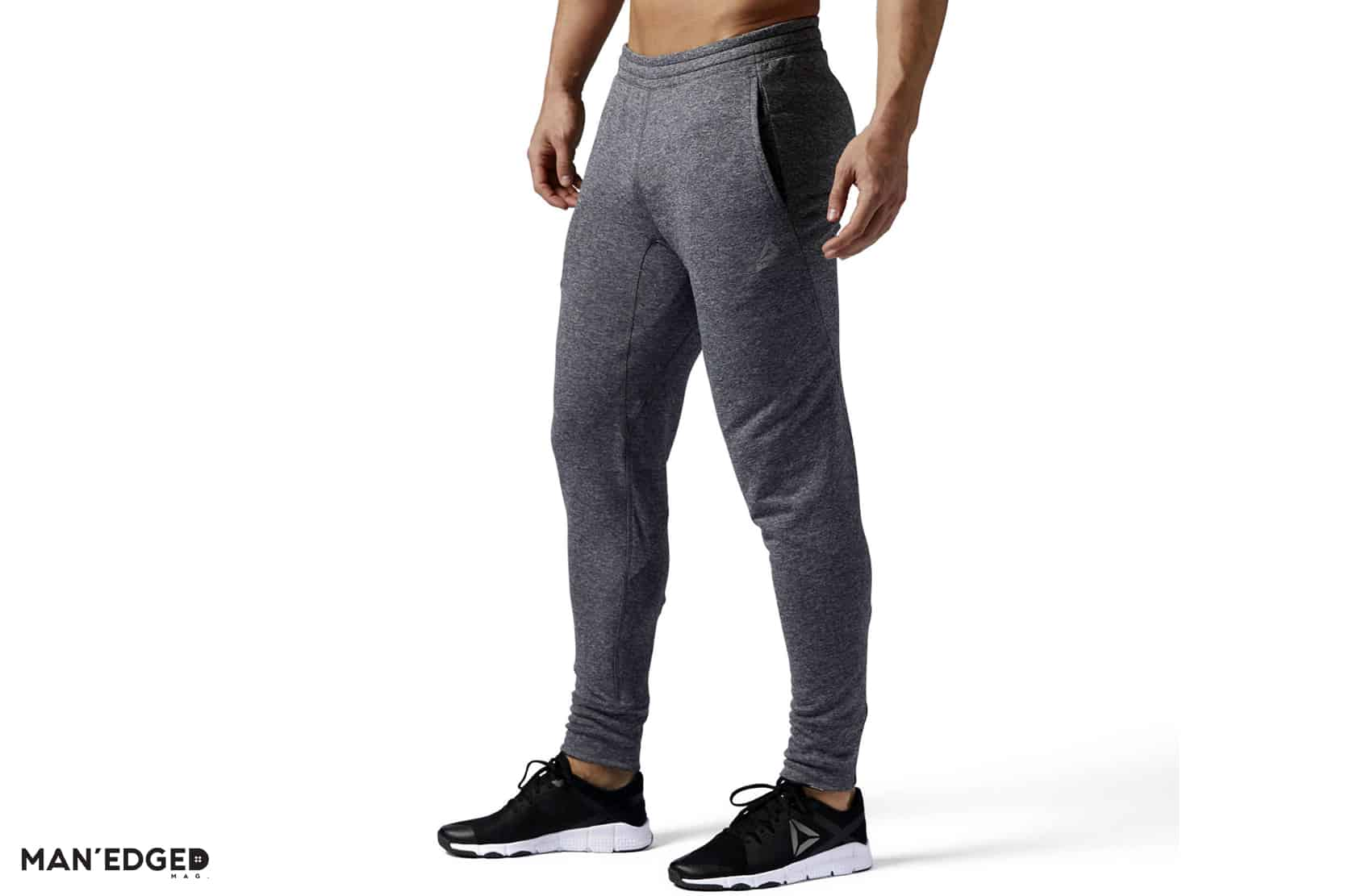How to Gift to the Athleisure Obsessed Man featuring reebok casual JJWATT men's joggers