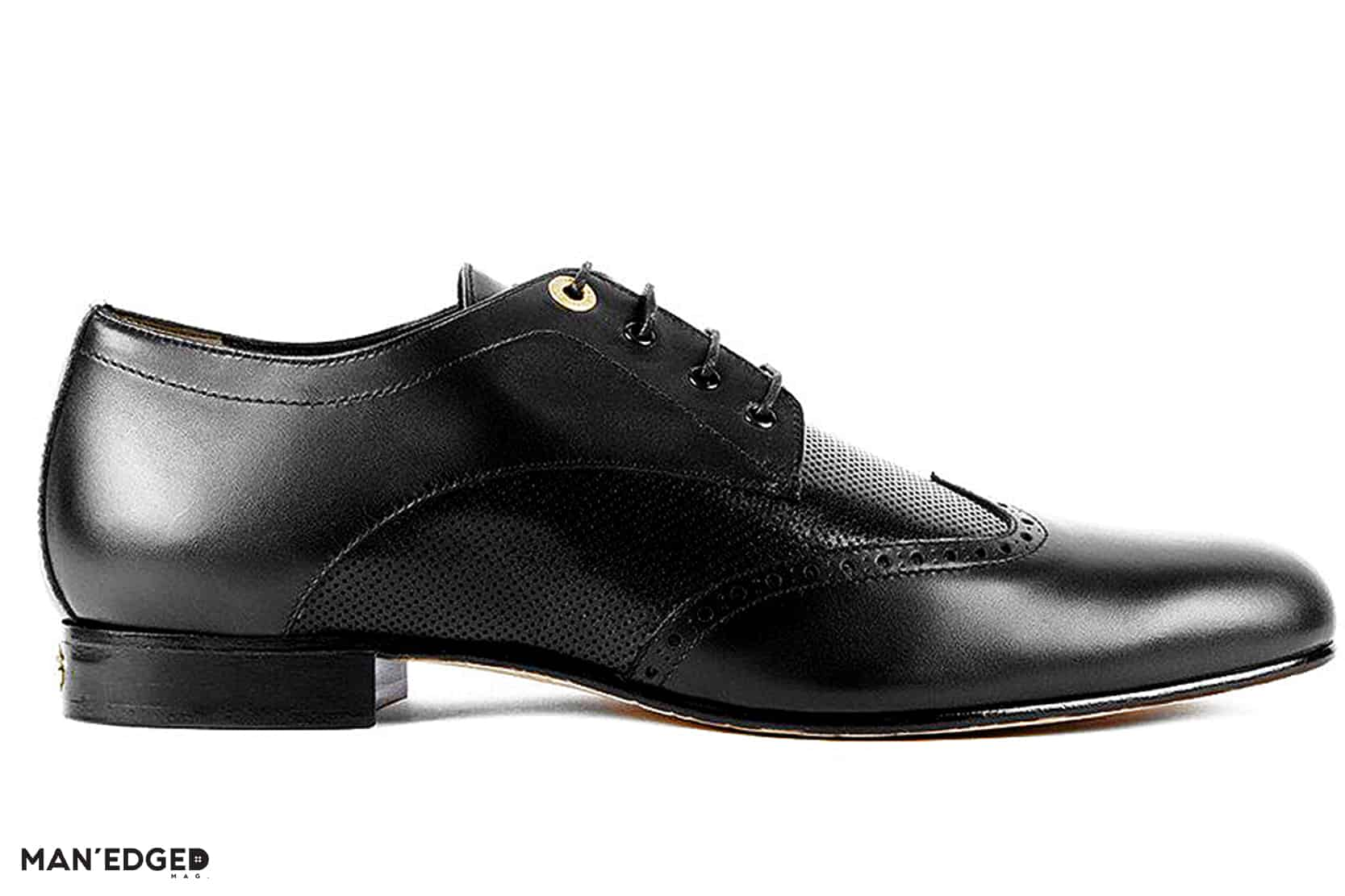 Men's Shoe by Rob McAllan featured in Gift Ideas for the Dapper Guy
