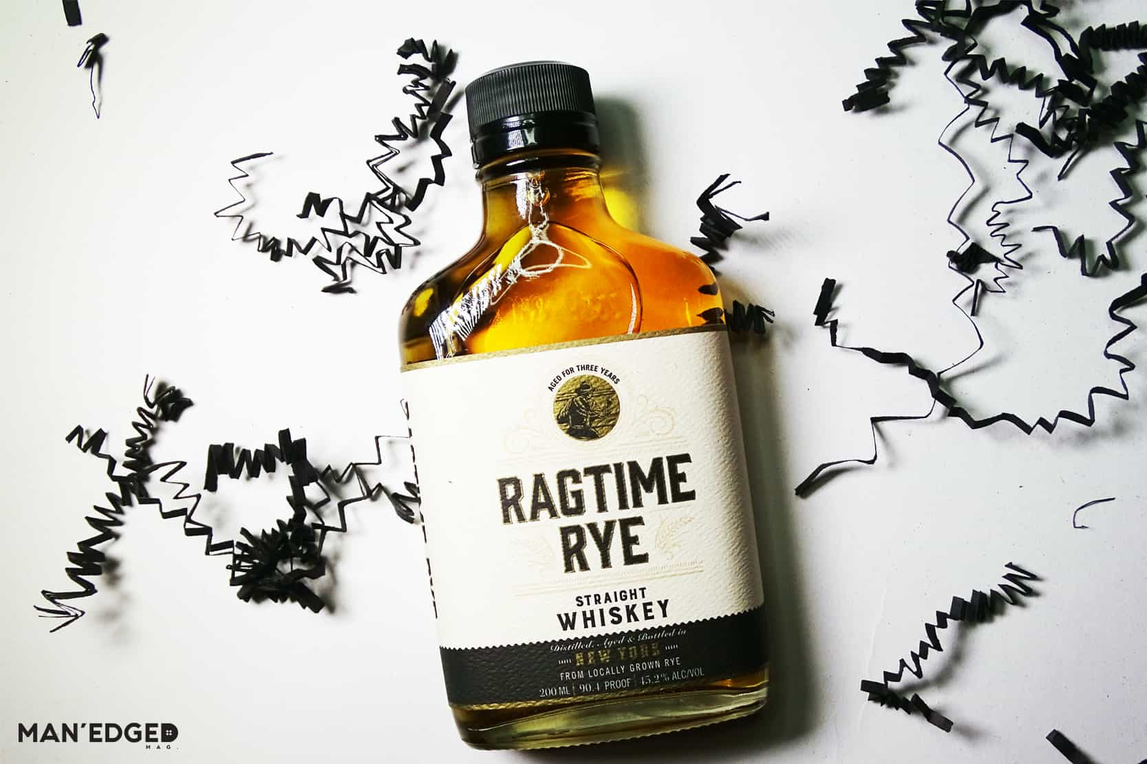 Classy Gifts for the Whiskey Man featuring Ragtime Rye