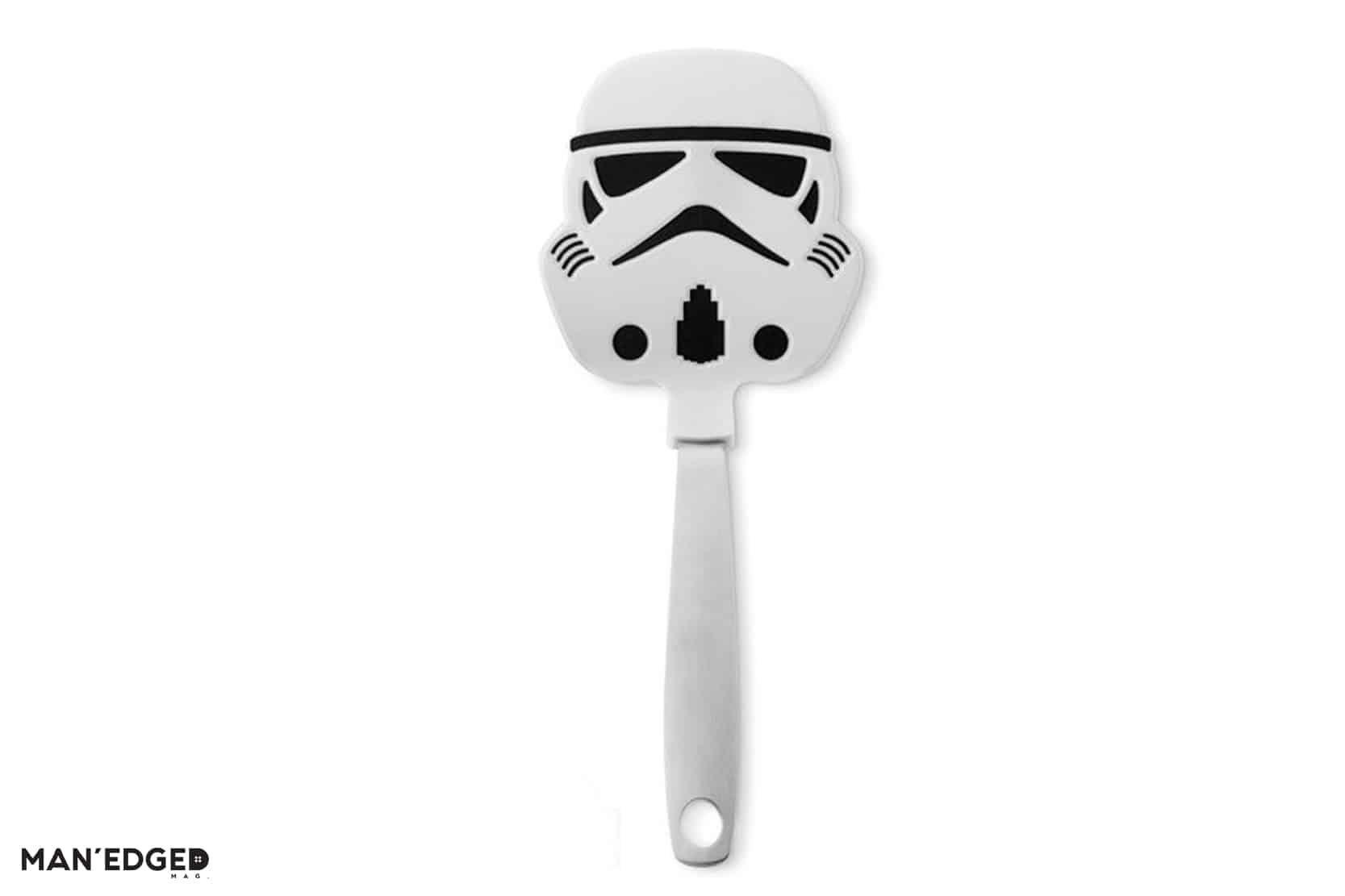 Gifts to Give to the Chef Guy or anyone that enjoys the kitchen Star Wars Storm Trooper Spatula